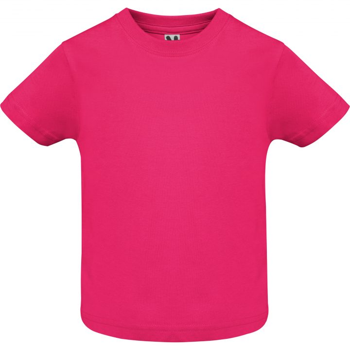 Camiseta baby roseton